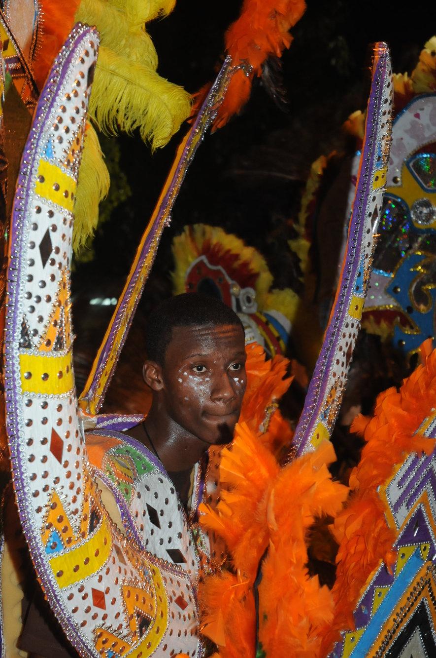 essay on bahamian dedication