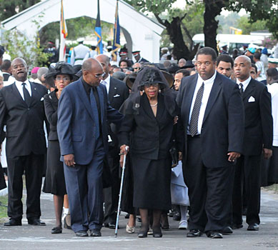 Esther Rolle Funeral