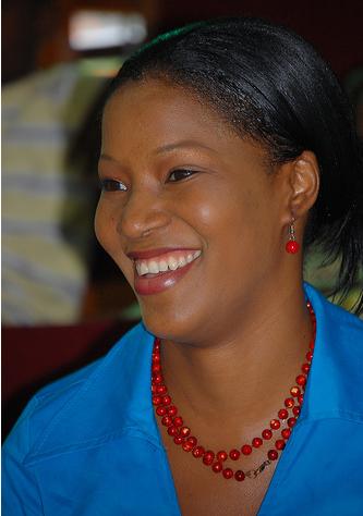 Former Miss Bahamas