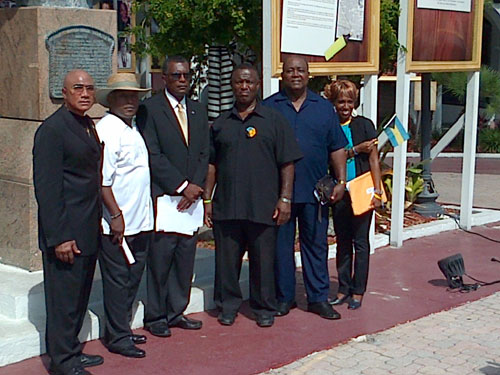 National Heroes Of The Bahamas http://zapmash.com/Bahamian-National-Heroes.html
